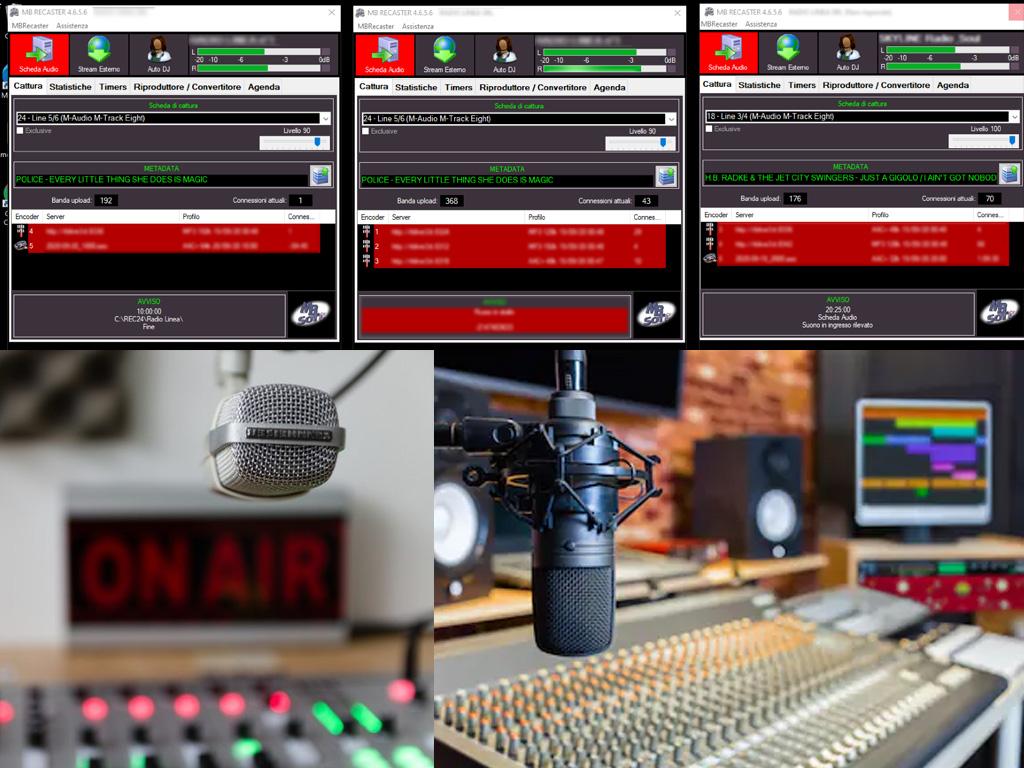 Regia Radio Collegamenti Esterni