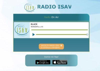 Web Radio ISAV