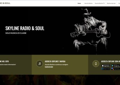 Sito Internet Radio TV